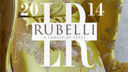 New  fabrics collection by Rubelli (Italy).